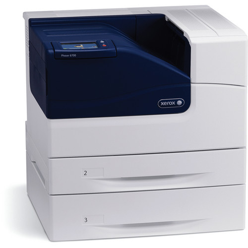 Xerox Phaser 6700/DT Network Color Laser Printer