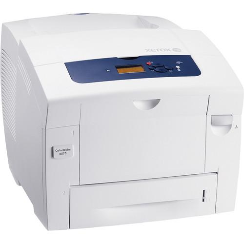 Xerox ColorQube 8570/N Network Color Solid Ink Printer