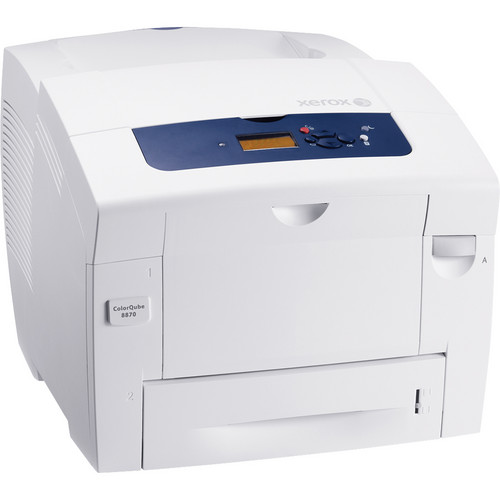 Xerox ColorQube 8870/DN Network Color Solid Ink Printer
