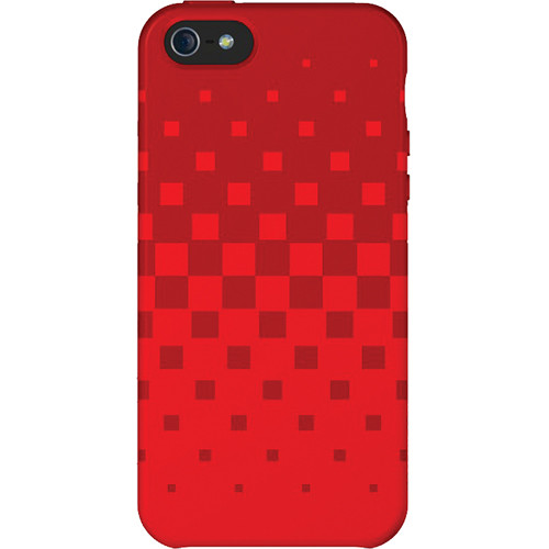 XtremeMac Tuffwrap Case for iPhone 5 (Cherry Bomb Red)