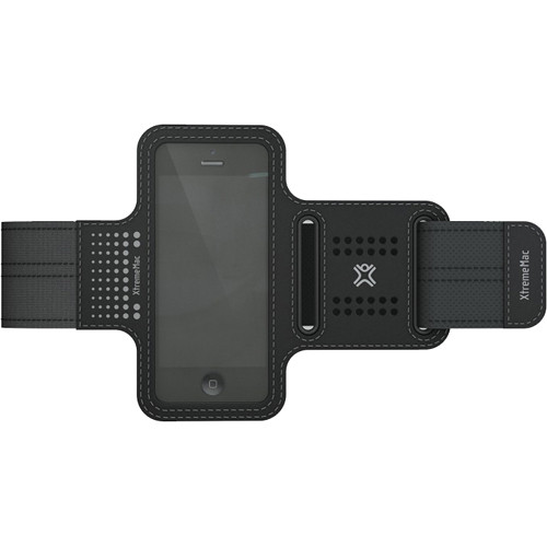 XtremeMac Sportwrap Sport Band for iPhone 5 (Black)