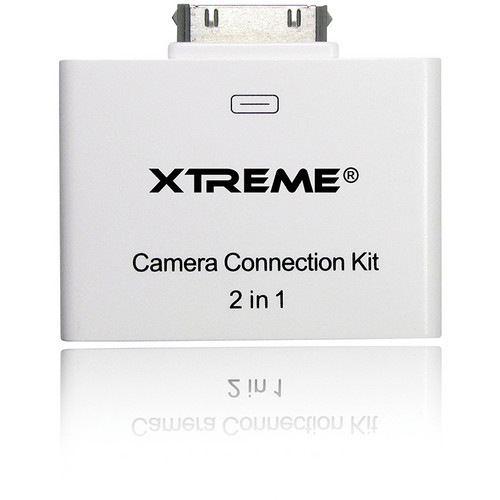 Xtreme Cables 2-in-1 Camera Connection Kit iPad (All Generations)