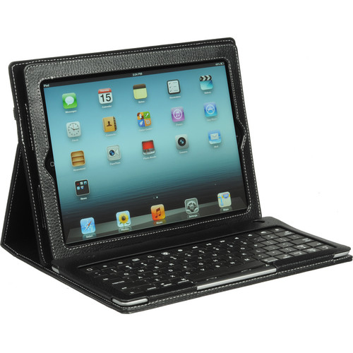 Xuma Bluetooth Removable Keyboard Case for iPad (2nd, 3rd, 4th Gen)