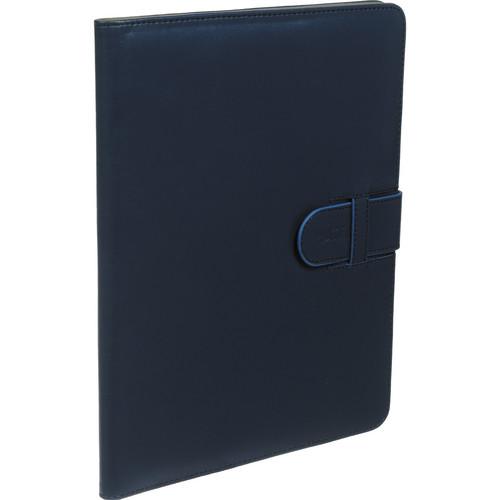 Xuma Deluxe Folio Case for iPad 2nd, 3rd, 4th Gen (Blue)