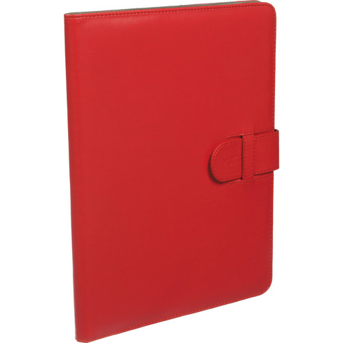 Xuma Deluxe Folio Case for iPad 2nd, 3rd, 4th Gen (Red)