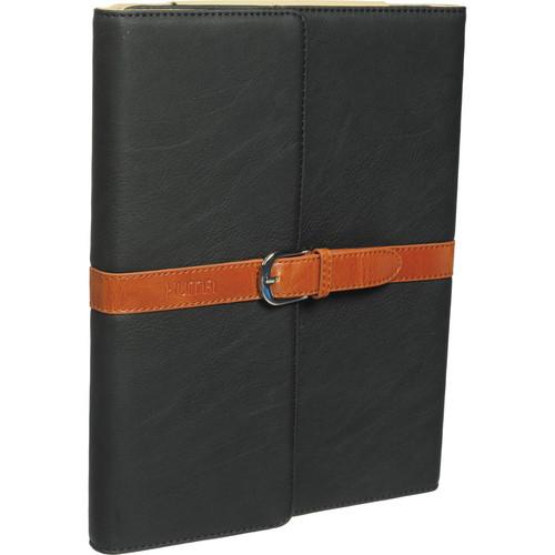 Xuma Clutch Case for iPad 2nd, 3rd 4th Gen (Black)