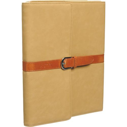 Xuma Clutch Case for iPad 2nd, 3rd 4th Gen (Tan)