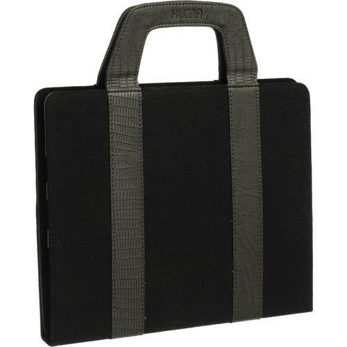 Xuma Tote Portfolio Case for iPad 2nd, 3rd, 4th Gen (Black)