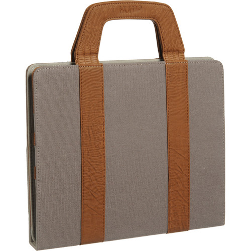 Xuma Tote Portfolio Case for iPad 2nd, 3rd, 4th Gen (Gray)