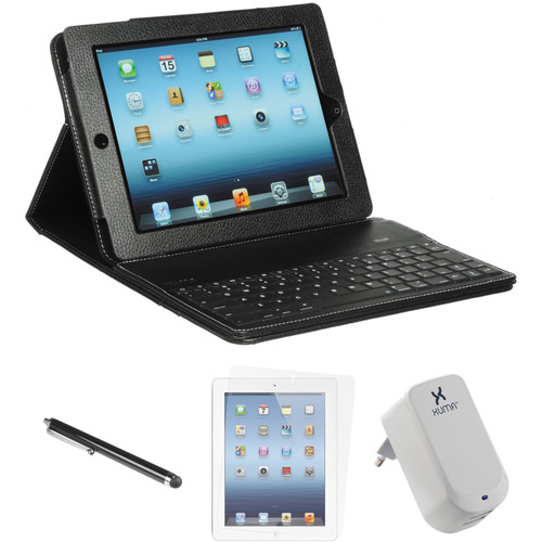 Xuma iPad Accessory Bundle 2 - European