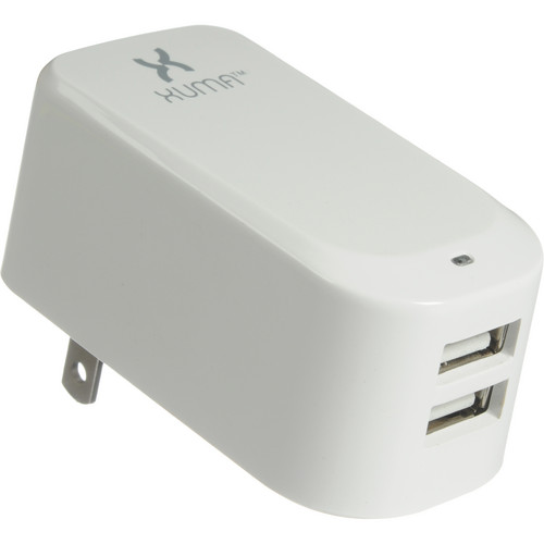 Xuma Dual USB Wall Charger