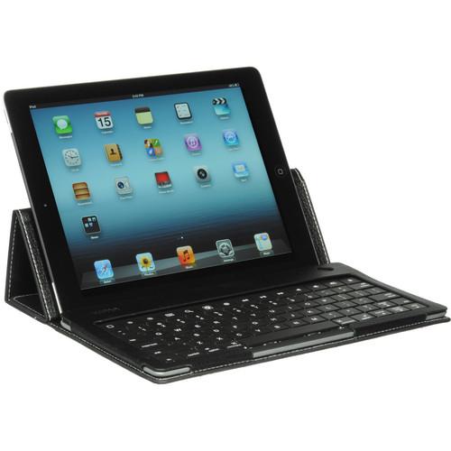 Xuma Bluetooth Keyboard Folio Stand for iPad & iPad mini