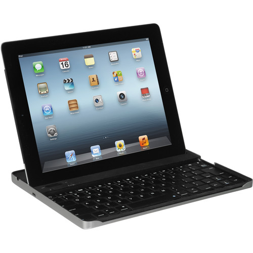 Xuma Aluminum Bluetooth Keyboard Case for iPad (2nd, 3rd, 4th Gen)