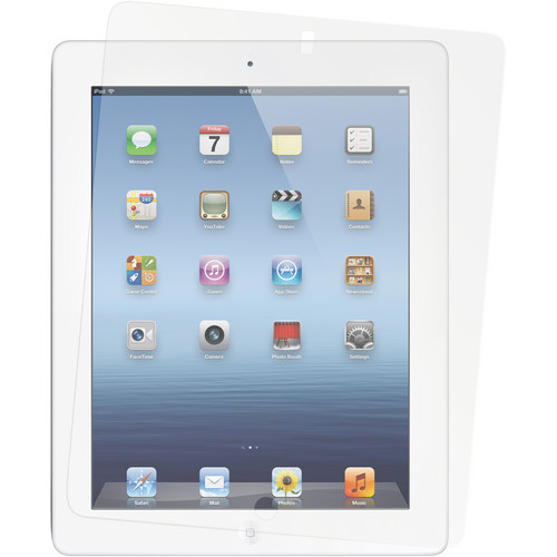 Xuma Clear Screen Protector for Apple iPad 2/3/4