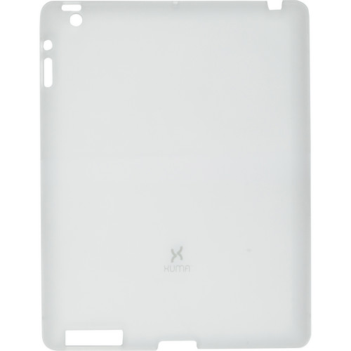Xuma Snap-On Case for iPad 2nd, 3rd, 4th Gen (Clear)