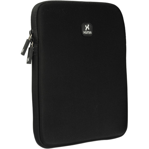 Xuma Neoprene Sleeve for All iPads (Black)