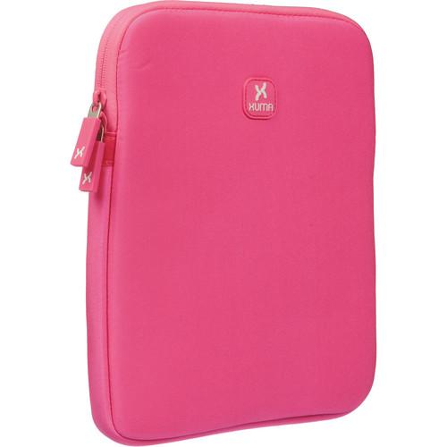 Xuma Neoprene Sleeve for All iPads (Pink)