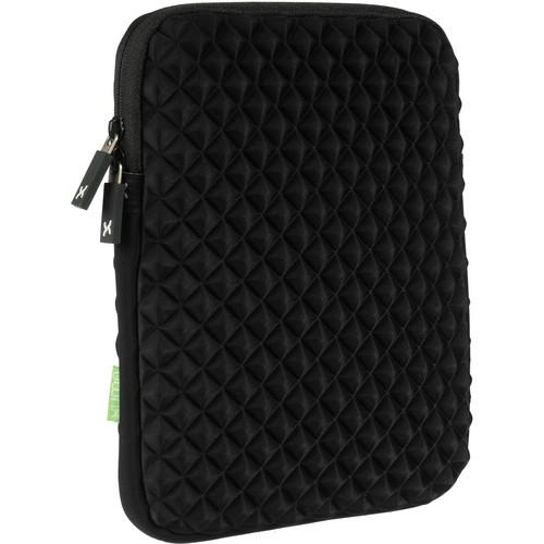 Xuma Cushioned Neoprene Sleeve for All iPads (Black)