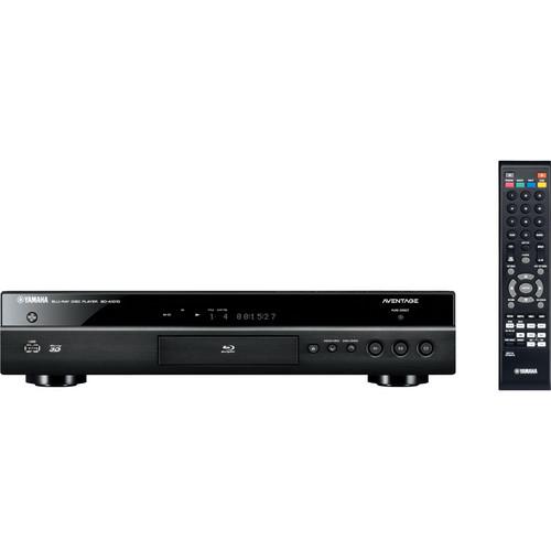 Yamaha BD-A1010 Blu-ray Disc Player