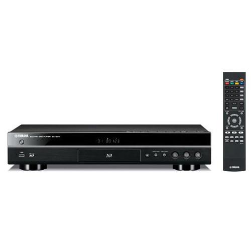 Yamaha BD-S673BL Blu-ray 3D Player w/ Built-In Wi-Fi (Black)