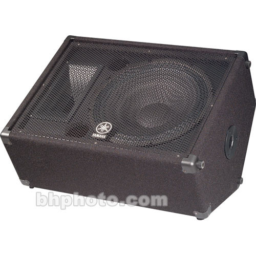 "Yamaha BR15M 15"" 2-Way 400 W Floor Monitor"