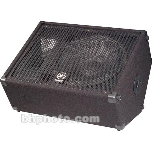 """Yamaha BR15M - 15"""" 2-Way 400 Watt Floor Monitor"""