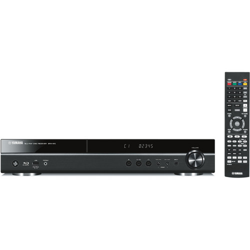 Yamaha BRX-610 5.1-Channel Network A/V Receiver