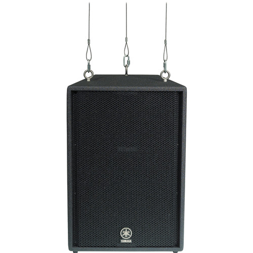 "Yamaha C115VA - 15"" 2-Way PA Speaker - Suspension-Ready"