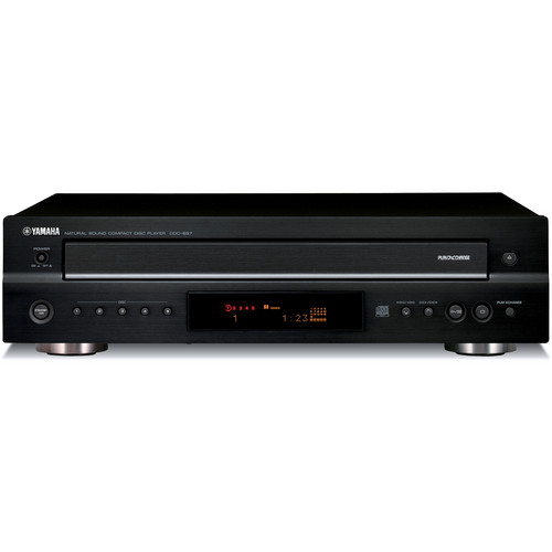 Yamaha Cdc Cd Changer