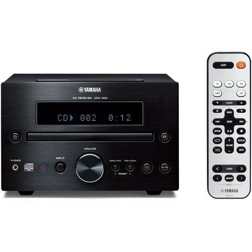Yamaha CRX-322 CD Receiver