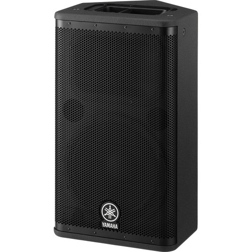 "Yamaha DSR112 12"" 1300W Active 2-Way Loudspeaker/Floor Monitor"