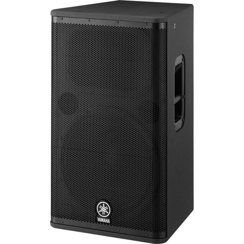 "Yamaha DSR115 15"" 1300W Active 2-Way Loudspeaker"