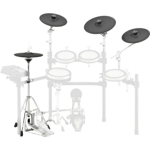 Yamaha DTP750C Electronic Cymbal Pad Set