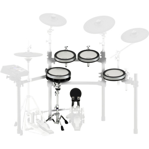 Yamaha DTP750P Electronic Drum Pad Set
