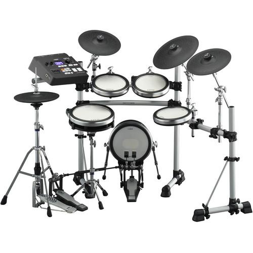 Yamaha DTX790K Electronic Drum Set B&H Kit