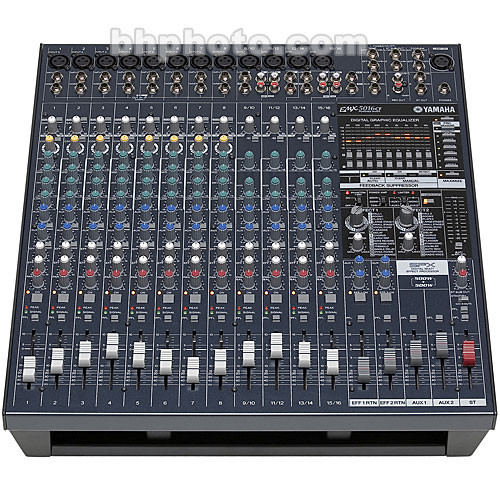 Yamaha EMX5016CF - 16 Powered Mixer