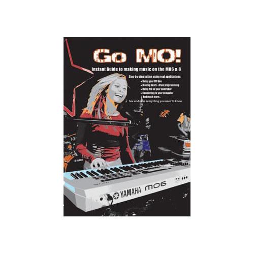 Yamaha DVD: Go MO! for the Yamaha MO 6/8 Synthesizers
