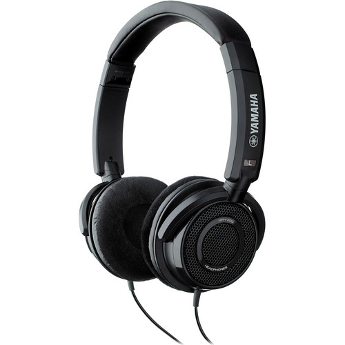 Yamaha HPH-200 On-Ear Open-Back Stereo Headphones