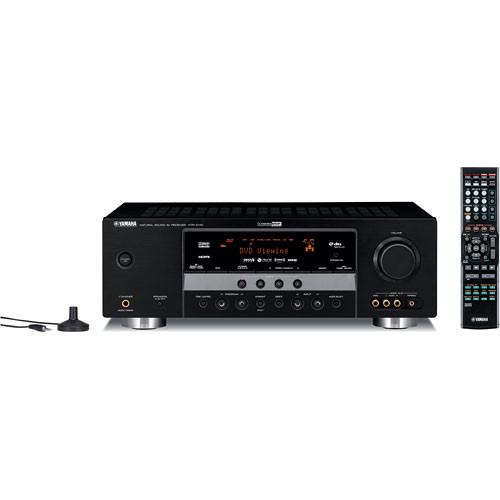 Yamaha HTR-6140BL 5.1-Channel Digital Home Theater Receiver (Black)
