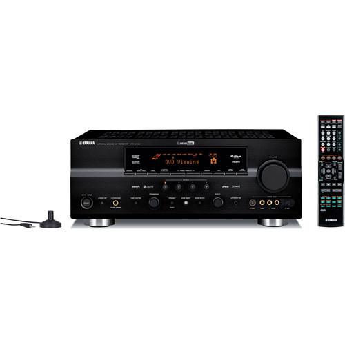 Yamaha HTR-6160BL 7.1-Channel Digital Home Theater Receiver (Black)