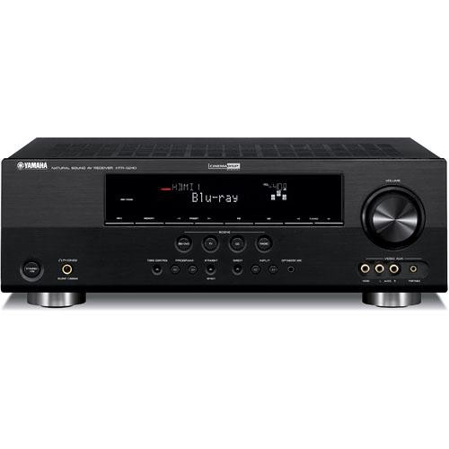 Yamaha HTR-6240BL 5.1-Channel Digital Home Theater Receiver (Black)