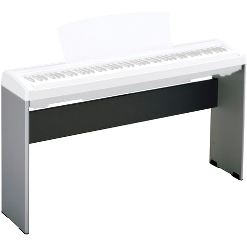 Yamaha L-85S Matching Stand for P-35B / P-45 / P-85 / P-95 / P-105B / P-115 Digital Piano (Silver)