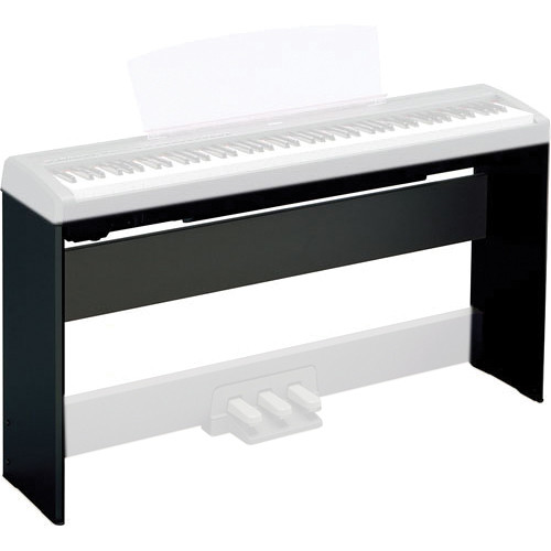 Yamaha L-85 Matching Stand for P-35B / P-45 / P-85 / P-95 / P-105B / P-115 Digital Piano (Black)