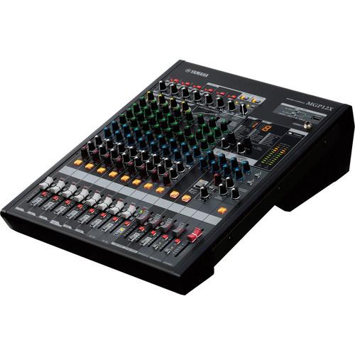 Yamaha MGP12X 12-Channel Premium Mixing Console
