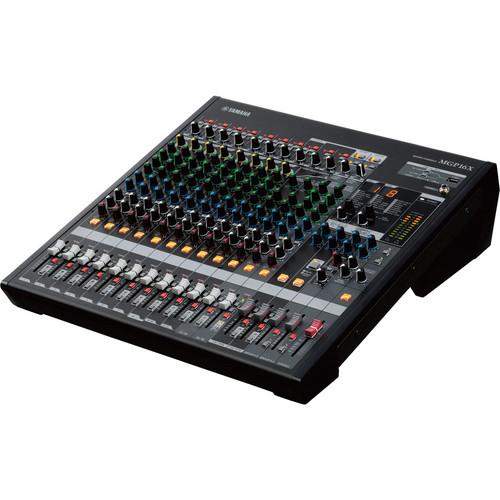 Yamaha MGP16X 16-Channel Premium Mixing Console