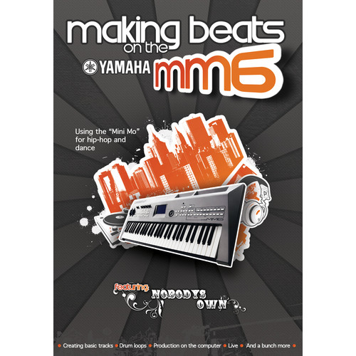 Yamaha DVD: Basic Navigation - USB to Cubase