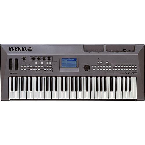 Yamaha mm6 61 key synthesizer keyboard mm6 b h photo video for Yamaha keyboard synthesizer