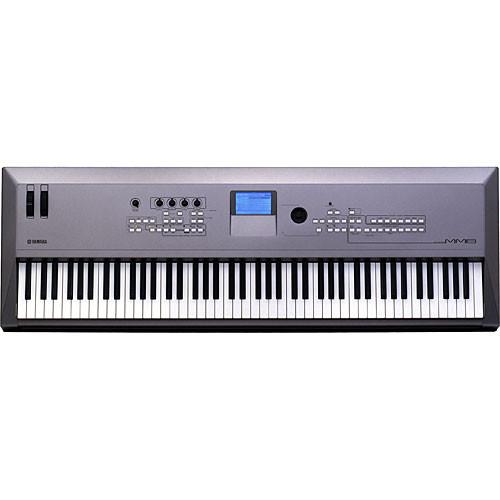 Yamaha MM8 - 88-Key Synthesizer Keyboard