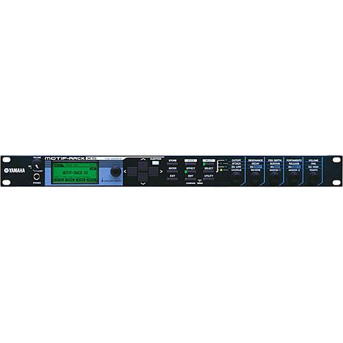 Yamaha MOTIF-RACK XS  Tone Generator