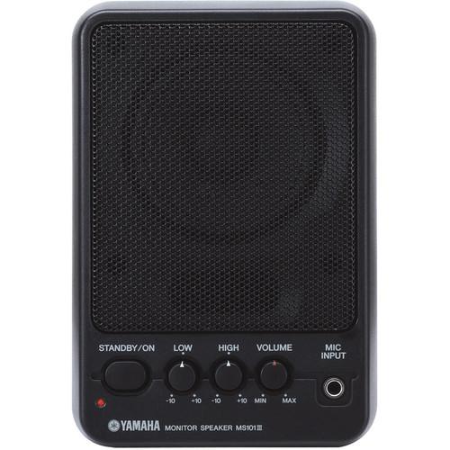 "Yamaha MS101III - 10W 4"" Powered Monitor"